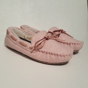 NWT- Maurices Fleece Lined Slippers